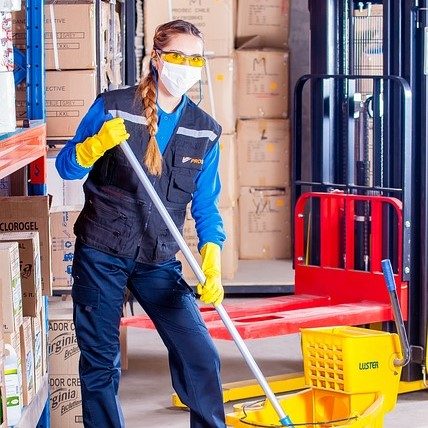 Protección e Higiene en el Trabajo