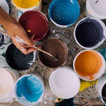 Pinturas y Productos Afines