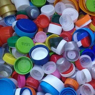 Materiales de Plástico - Tapas